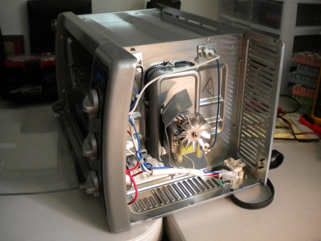 Modifying A Toaster Oven S Wiring Hardware Breakout