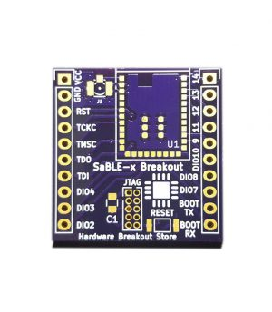 SaBLE-x Breakout Board PCB