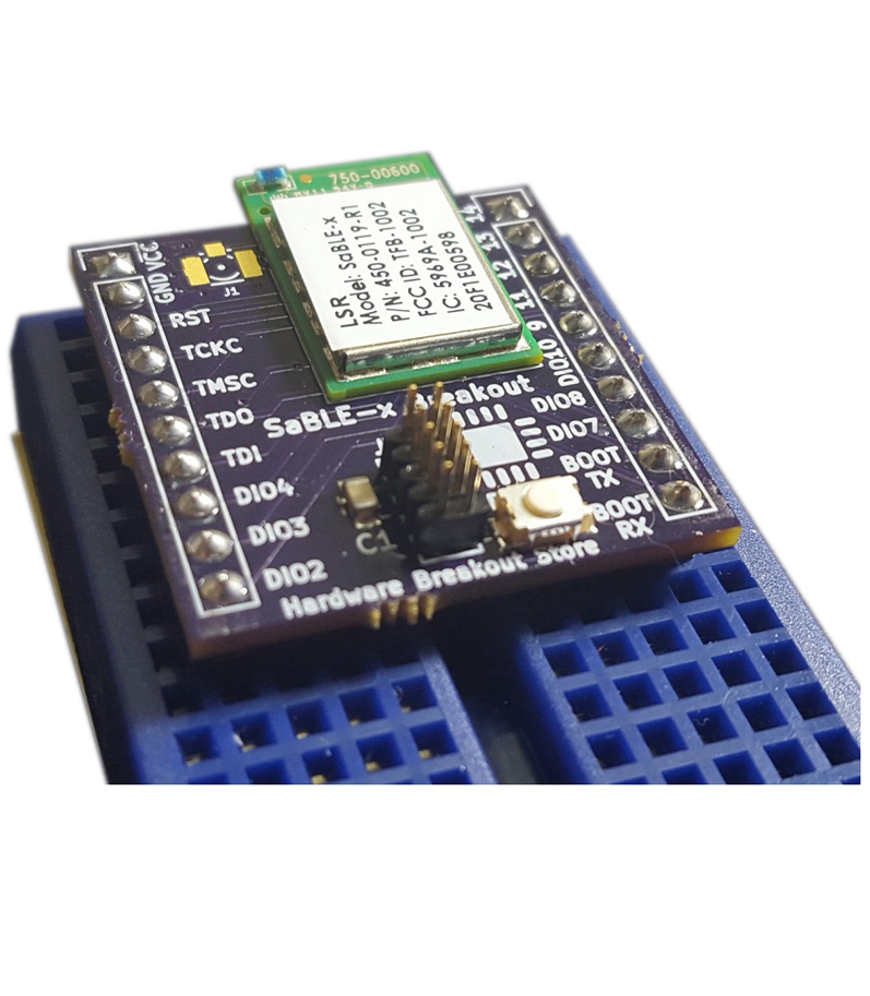 SaBLE-x Breakout Board